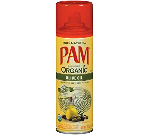 Pam Organic Olive Oil Cooking Spray, 5 Ounce -- 12 per case.12