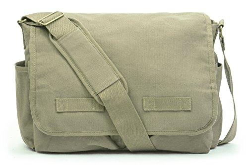 Sweetbriar Classic Messenger Bag - Vintage Canvas...