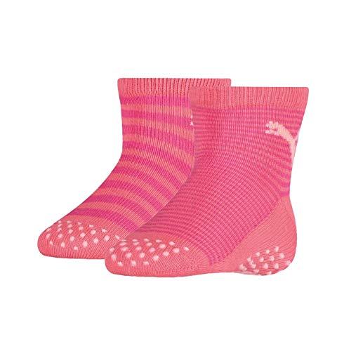 PUMA ABS Baby Socken 12er Pack, Grösse:23-26;Farbe:Violet Purple Combo (642)