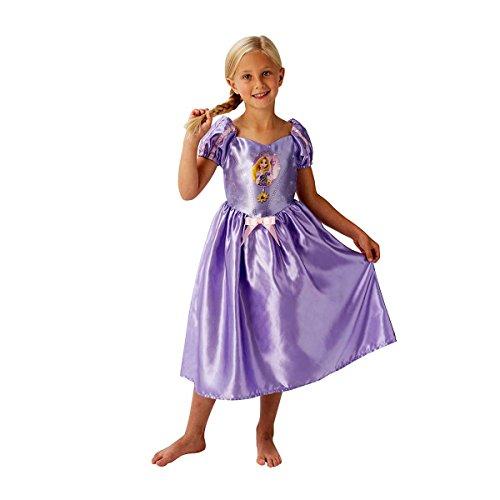 Disfraz de Rapunzel oficial de Disney, de Rubie's, para niñas