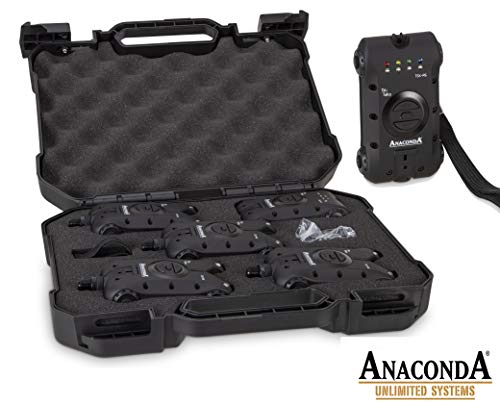 Anaconda Tiki Taka TSX-R6 Set 2+1