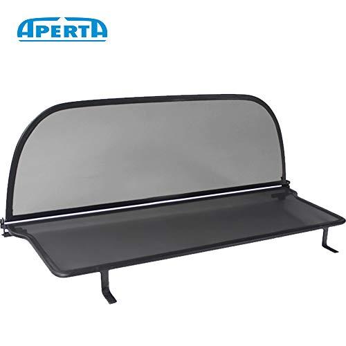 Aperta Windschott passend für Chrysler PT Cruiser PT 100% Passgenau OEM Qualität Schwarz Windstop Windabweiser