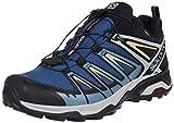 Salomon x ultra 3 gtx, zapatillas deportivas hombre, dark denim/copen blue/pale khaki, 40 eu