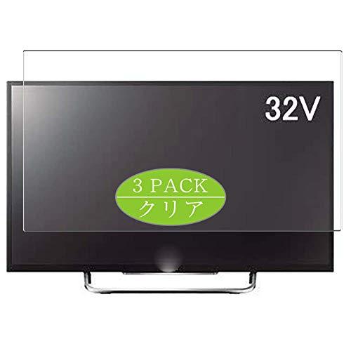 VacFun 3 Piezas HD Claro Protector de Pantalla para Sony 32