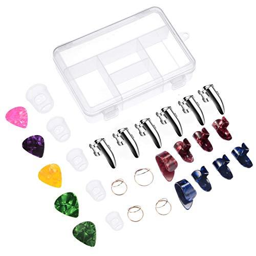4 teile satz Gummi Strap Lock Set Für Gitarre Musikinstrumente Zubehör DIY
