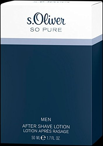 S.Oliver > So Pure Men After Shave Lotion 50 ml