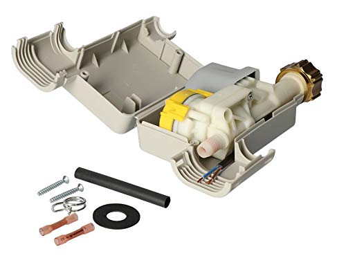 DREHFLEX - Reparaturset für Aquastopschlauch/Aquastop - passt für Bosch/Siemens/Neff für Teile-Nr. 00091058/091058 - Magnetventil Type ASII BITRON