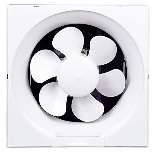Badkamerventilator met afzuigkap, keukenventilatie, sterk stil, hoofdplafondbuis, energie: 15 W, geluid: 34 dB, gewicht: 2 kg.