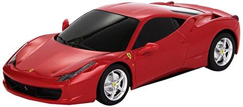 Mondo - 63180 - Ferrari - 458 Italia - Die Cast - Radiocommandé - Echelle 1/18