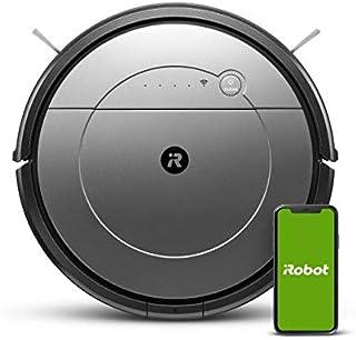 Robot Aspirador y friegasuelos iRobot Roomba Combo Conectado a WiFi con Diferentes Modo de Limpieza - Aspiración Potente -...