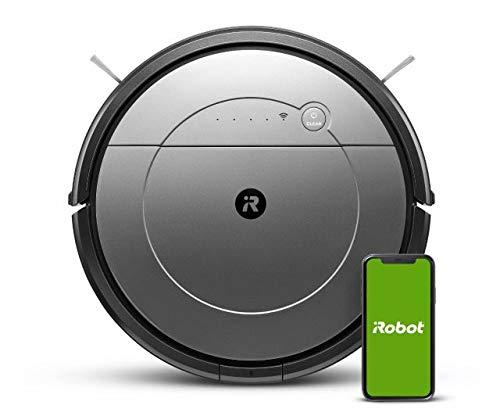 Aspirateur Robot et Laveur de sols iRobot Roomba Combo connecté Via Wi-FI...
