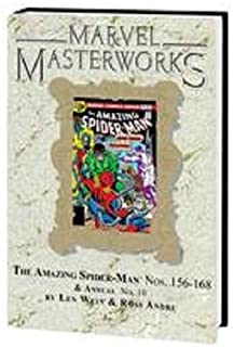 Marvel Masterworks Amazing Spider-Man HC Vol 16 Dm Variant Ed 205