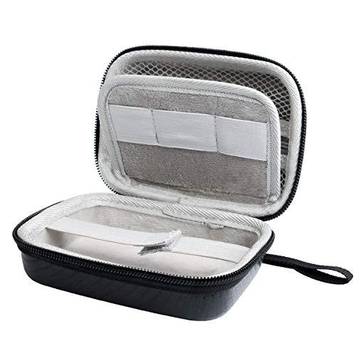 Jiusion Hartschalenkoffer für Carson MicroBrite Plus Taschenmikroskop (MM-300 oder MM-300MU) und MicroFlip (MP-250 oder MP-250MU)