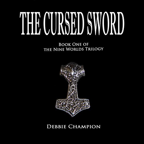 The Cursed Sword audiobook cover art