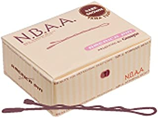 NBAA アメリカンピン 玉付 ダークブラウン 170g