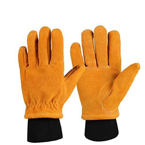 HCYTPL Koude bescherming handschoenen, verdikking, verwarming en lage temperatuur geschikt voor tuinieren/snijden/gebouw/motorfiets, mannen en vrouwen