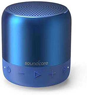 Soundcore Mini 2 Pocket Bluetooth IPX7 Waterproof Outdoor Speaker, Powerful Sound with Enhanced Bass