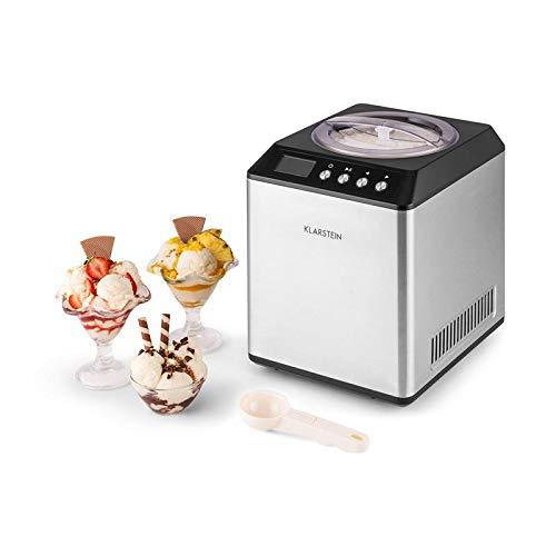 HELADOS CASEROS: Produzca refrescantes helados en 30-40 minutos gracias al motor compresor de 180 W. Sólo debe introducir los ingredientes al recipiente de helado extraíble de 2 l y el dispositivo podrá empezar a trabajar. MODO DE REFRIGERACIÓN: Para...