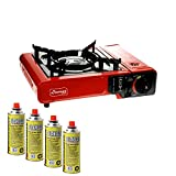 Best Portable Gas Stoves - ASAB Portable Butane Gas Stove Electric Ignition Carrying Review
