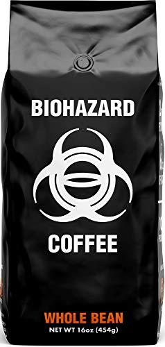 Biohazard Whole Bean Coffee, The World