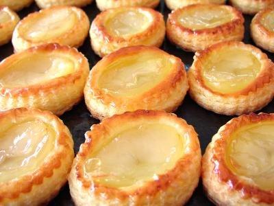京都焼菓子工房しおん 「手作りアップルパイ」5個セット