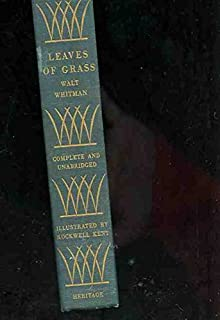 Leaves of Grass Complete & Unabridged