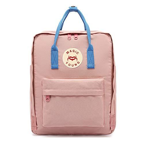 School Bag Laptop Computer Leisure Backpack Waterproof Business Travel School Backpack Backpack with USB unisex7L