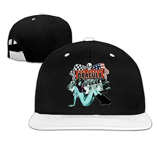 DanMige Unisex Classic Retro Baseball Cap,Rob Zombie Einstellbarer Hut für Erwachsene Cowboyhut