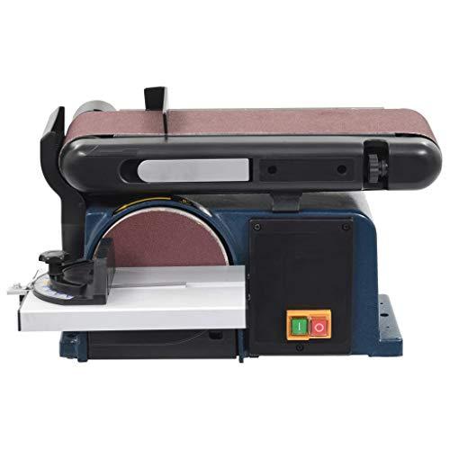 vidaXL Schleifmaschine für Schleif- und Bandschleifer, elektrisch, 370 W, 150 mm