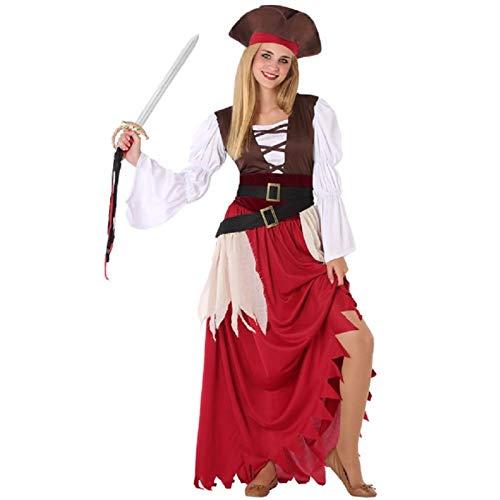 Déguisement Ado Fille Pirate des Caraibes
