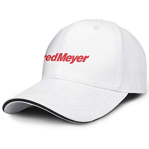 Unisex Men Baseball Hat Low Key Adjustable Sun Fred-Meyer-Logo-Flat Caps