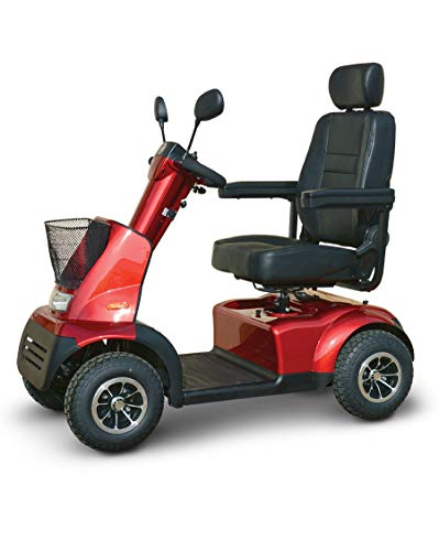 Buy Bargain Afikim Afiscooter C 4-Wheel Mobility Scooter (Red)