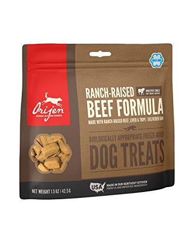 Orijen Dog Treat Freeze Dried - Ranch-Raised Beef - 42,5 g