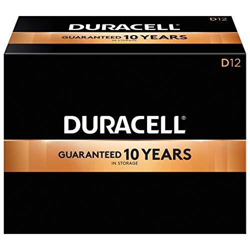 Duracell MN1300 Alkaline Manganese D Size General Purpose Battery - 18000 mAh - D - Alkaline Manganese - 1.5 V DC
