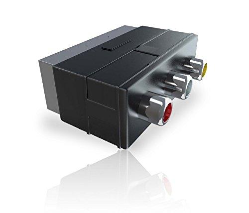 Act AV Scart 20 pin Stecker auf 3 RCA Buchse/Stecker