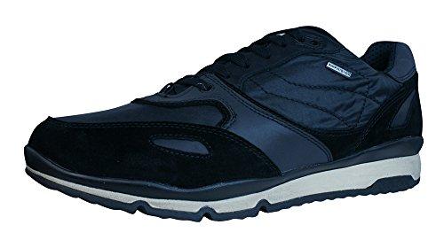 Geox U Sandro B ABX A Herren Sneakers-Black-44