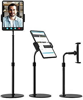 Licheers iPad Holder Stand with 10X Stable Base