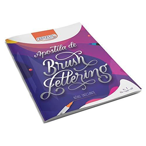 Apostila Brush Lettering, Brw, Para Iniciantes