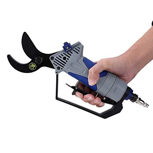 LXYZ Elektrische Astschere, pneumatische Astschere Gartenluft-Trimmwerkzeuge Äste Gras Metallschere 90PSI Geeignet für zu Hause