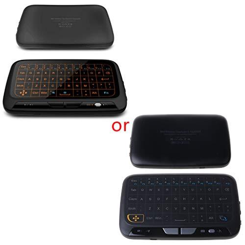 Guizhou H18 2.4GHz Mini teclado inalámbrico con panel...
