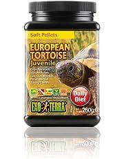 Exo Terra Alimentopara Tortuga Juvenil Europea - 260 gr