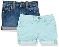 Kid-style is easy with these shorts, a must-have for cartwheels and playgrounds Everyday made better: we listen to customer feedback and fine-tune every detail to ensure quality, fit, and comfort