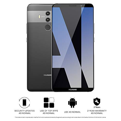 Huawei Mate 10 Pro (Single-SIM) 128GB Android 8.0...