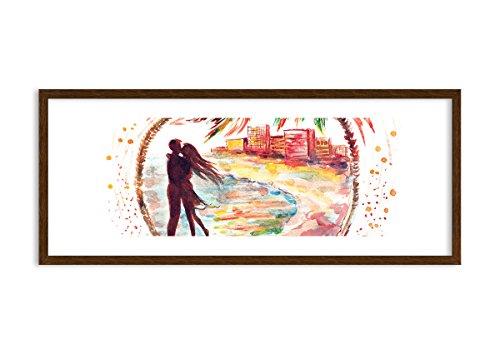 ARTTOR Décoration Murale. Cadres Decoratif Mural - Impression sur Toile. pour la Chambre et Le Salon. Divers imprimés et Différents Thèmes Graphiques - F1MAB120x50-2989