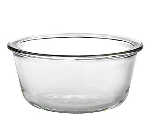 Anchor Hocking 10-Ounce Oval Glass Custard Cups