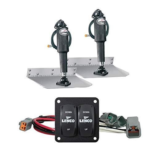 Lenco Marine Inc 15103-104 12' X 12' Standard Trim Tab Kit