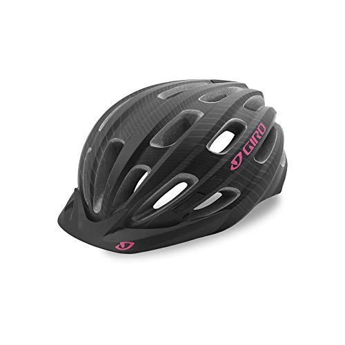 Giro Women's Vasona Cycling Helmet, Matt Black, Unisize (50-57 cm)