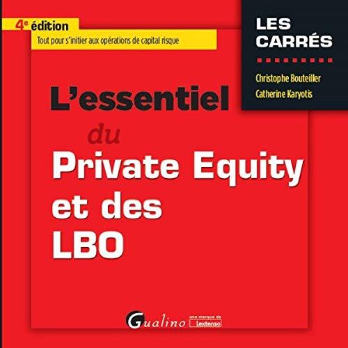 L'essentiel du private equity et des LBO (LES CARRES ROUGE)