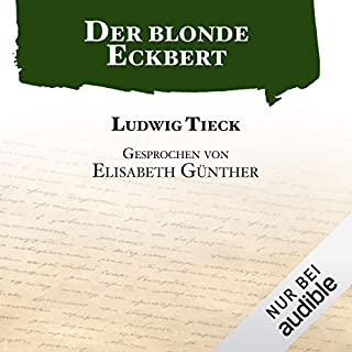 Der blonde Eckbert audiobook cover art