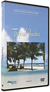 Nature DVD - Tropical Beaches - with Coral Sands and Relaxing Waves